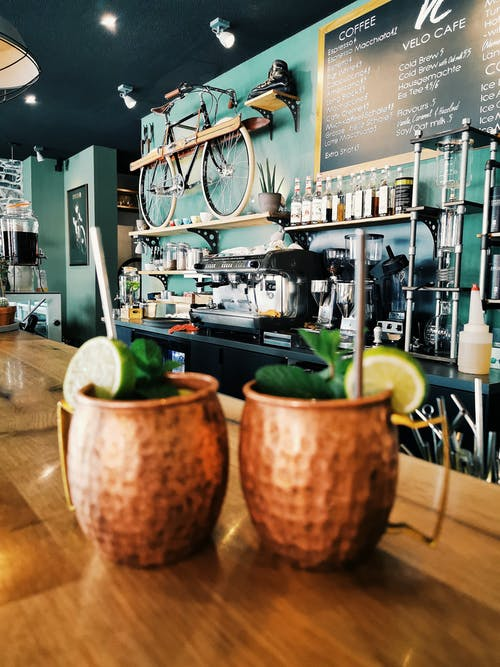 Δωρεάν στοκ φωτογραφιών με cafe, cool, mocktail, mojito