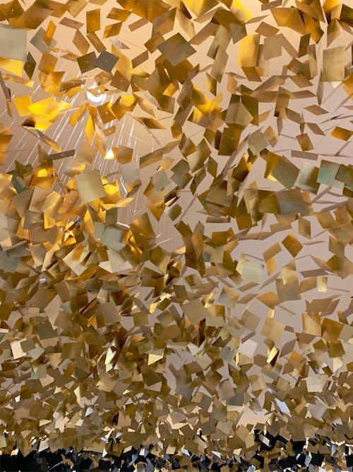 Gratis arkivbilde med dekor, gull, gull-tone, tak