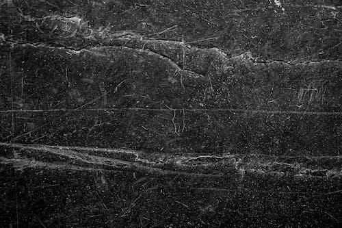 Dark Gray Texture with Cracks