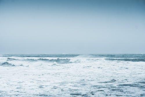 Gratis arkivbilde med bølger, cap blanc nez, cap gris nez, frankrike