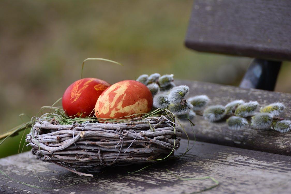 αυγά, διακόσμηση του πάσχα, εποχή