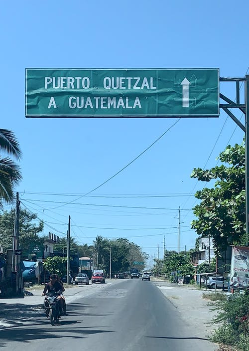 Free stock photo of blue sky, guatemala, moto