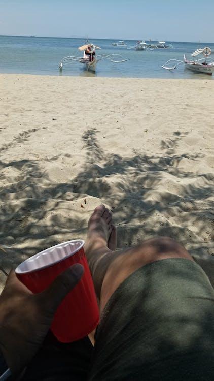 夏天, 夏季, 海灘 的 免费素材图片