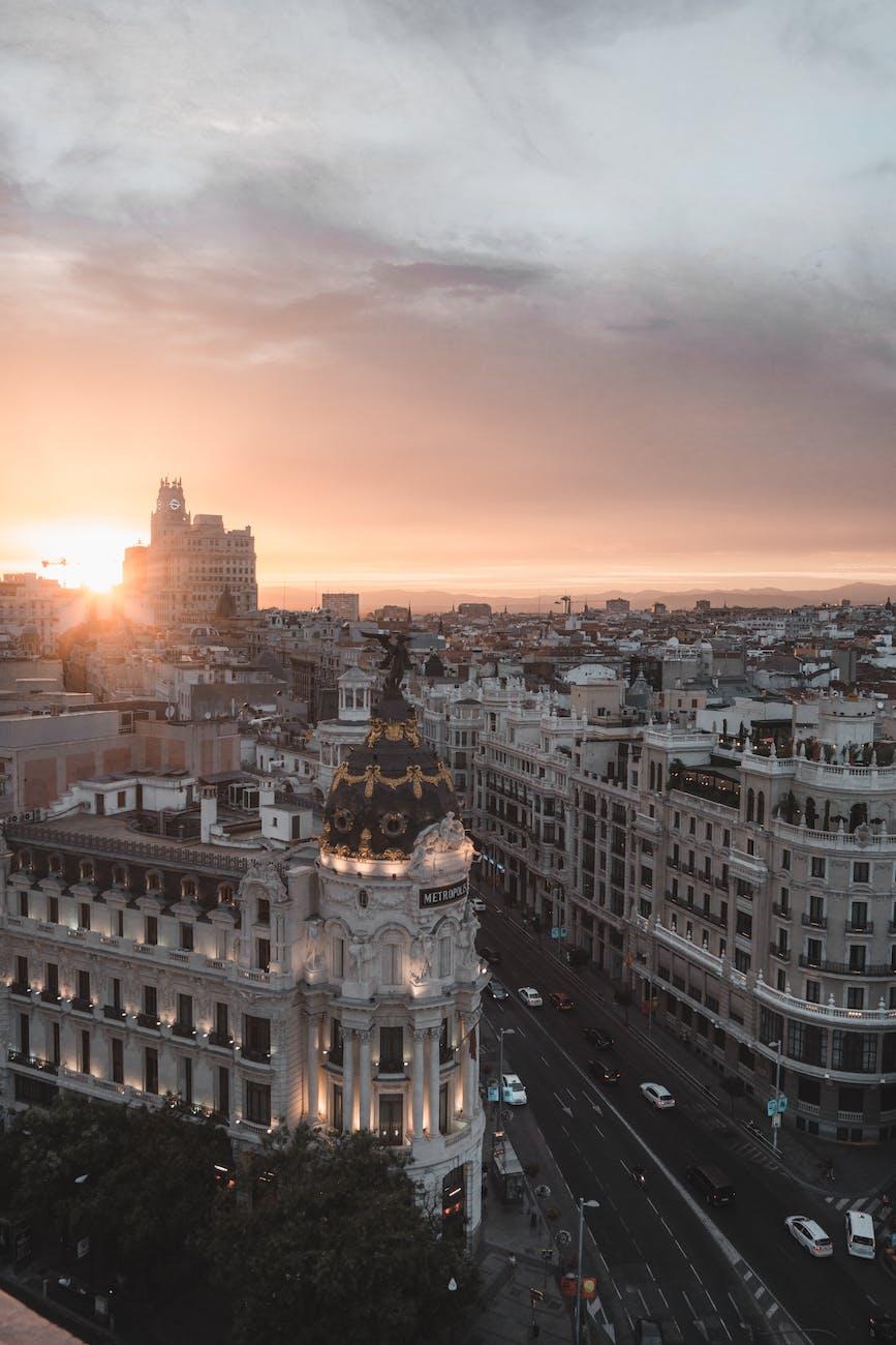 La gran apuesta de Madrid por el ocio - Un buen día en Madrid
