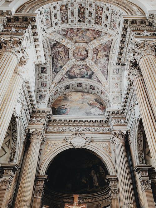 Ingyenes stockfotó boltív, építészet, épület, katedrális témában