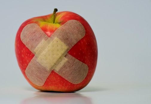 Free stock photo of food, apple, eat, fruit