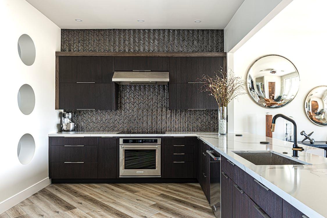 Kuchyně a rekonstrukce kuchyně