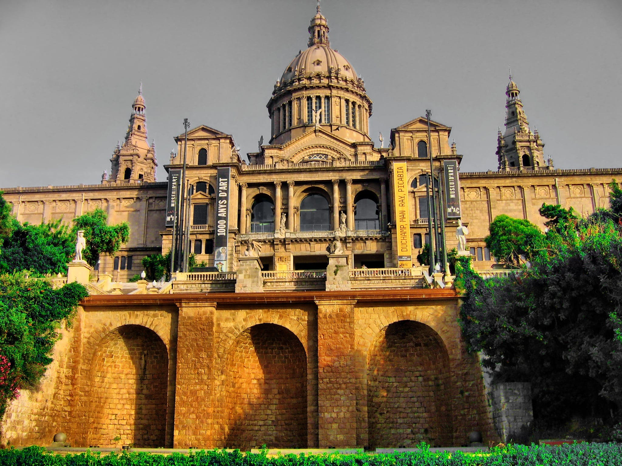 Free stock photo of landmark, building, architecture, spain