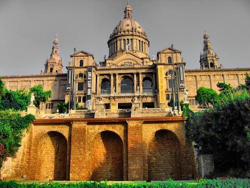 museu nacional d'art de catalunya, 国家艺术馆, 地標, 巴賽隆納 的 免费素材照片
