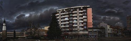 Immagine gratuita di maltempo, nuvole scure, panorama, tempesta