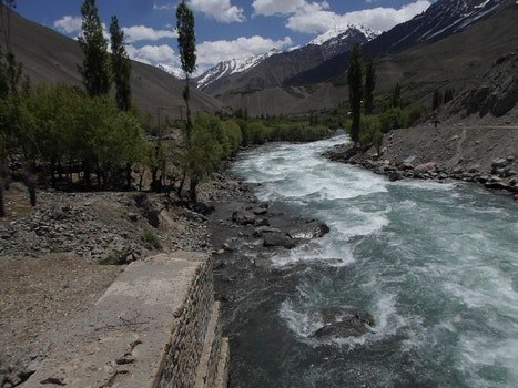 Free stock photo of trout, Ghizer, Gilgit, phander