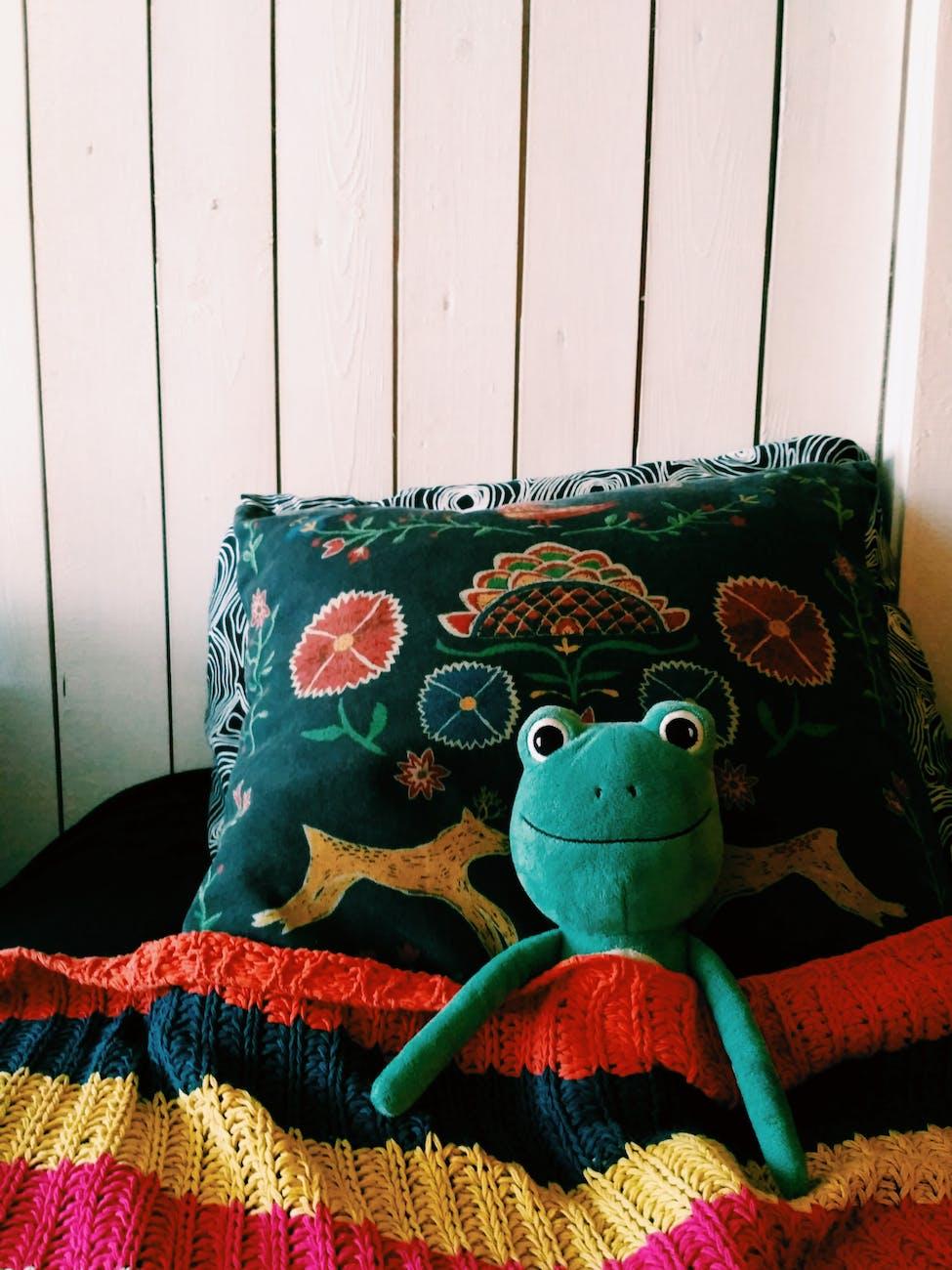 Leftover Fabrics Can Make A Beautiful Scrap Quilt Blanket
