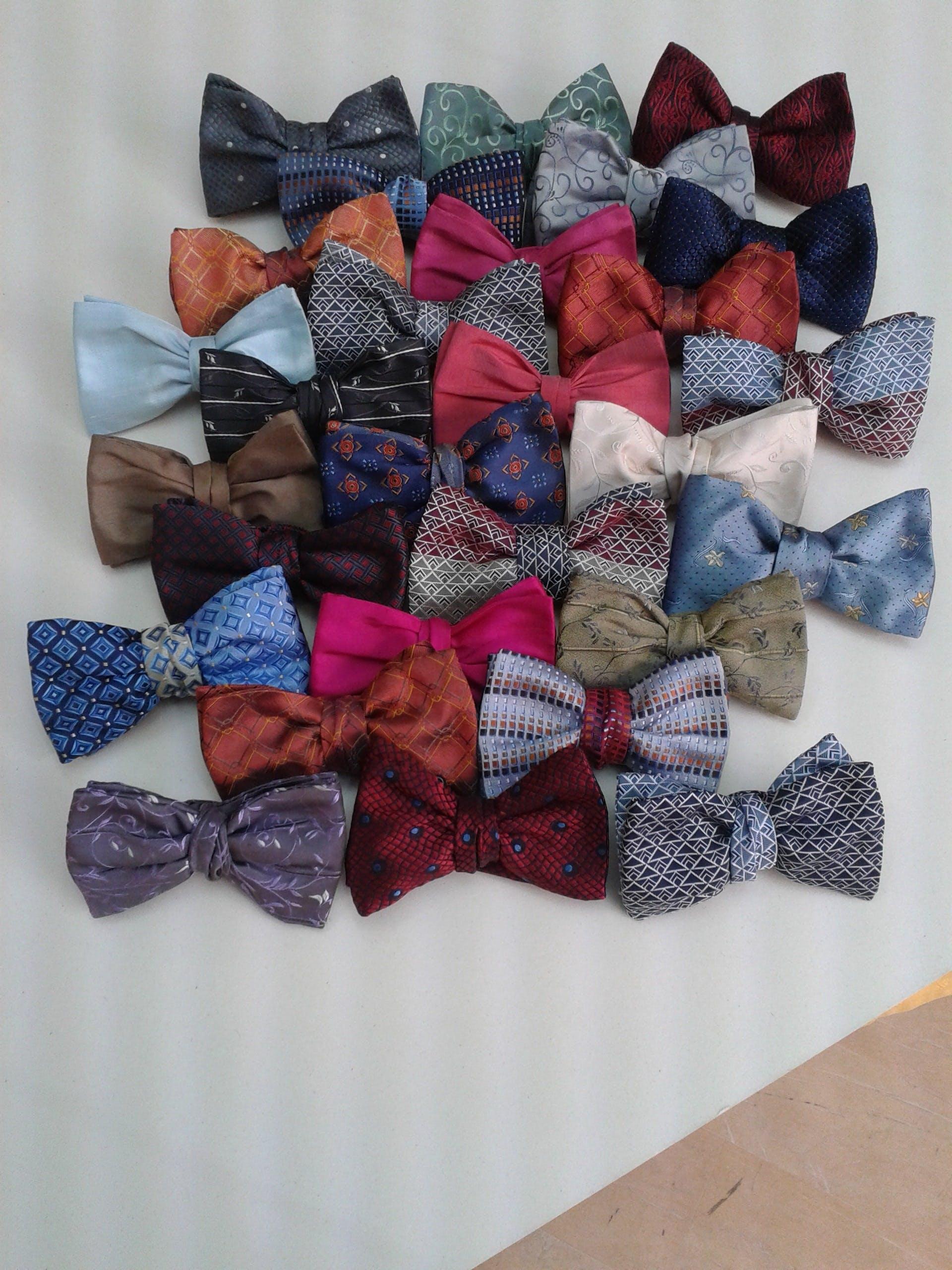 Free stock photo of bow tie, evening, ceremony, craft