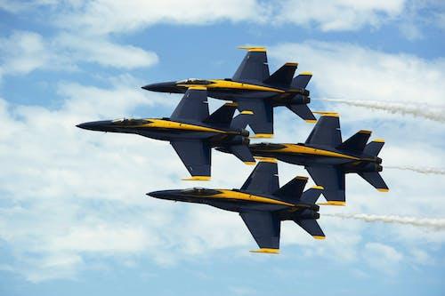 คลังภาพถ่ายฟรี ของ กองทัพอากาศ, กองทัพเรือ, กองเรือ, การทำงานเป็นทีม