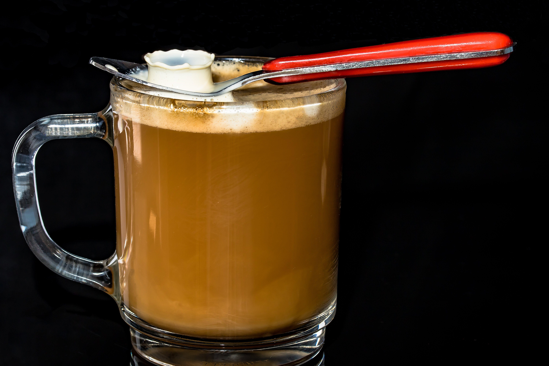 Free stock photo of aroma, benefit from, café au lait, caffeine