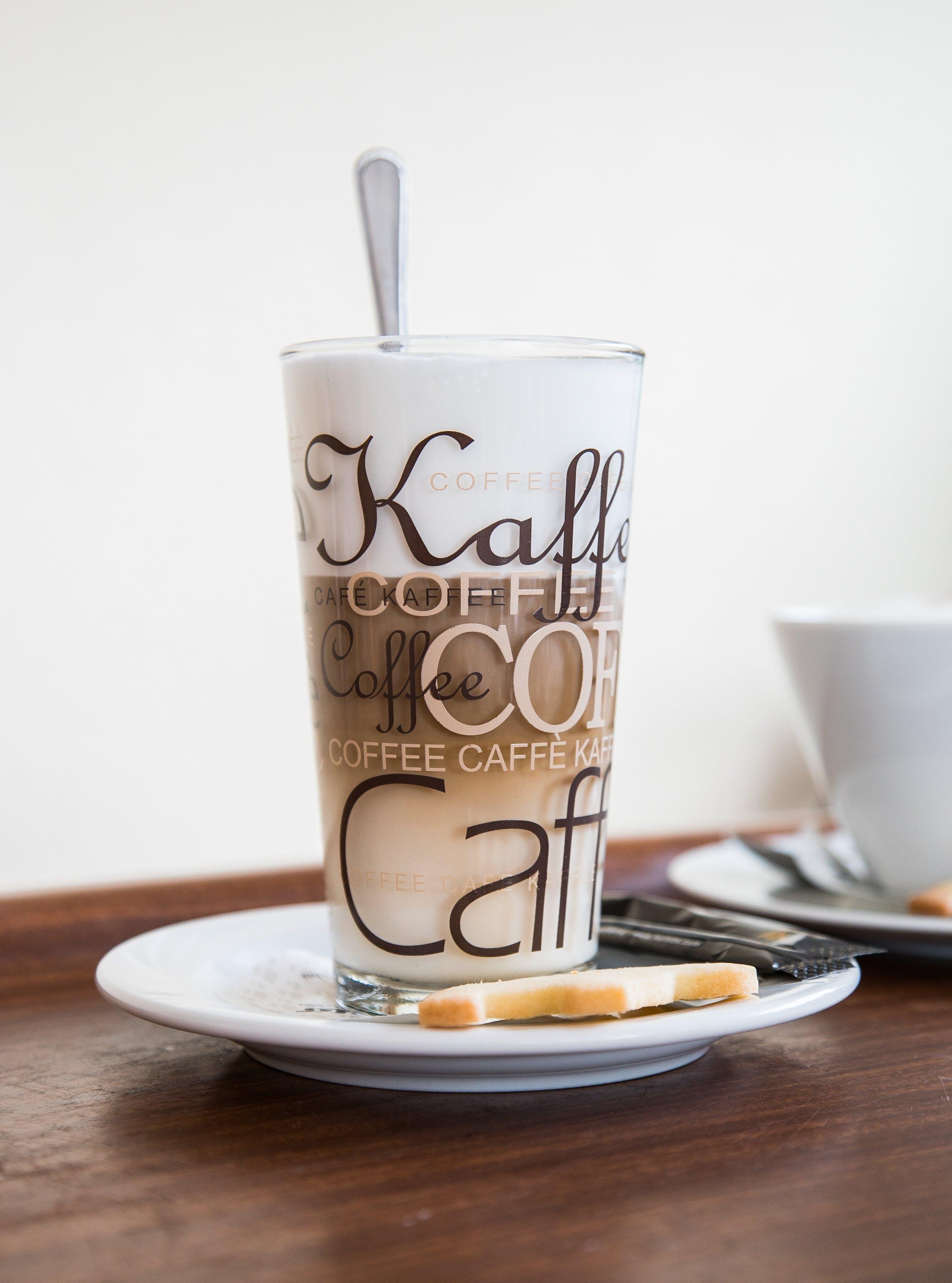 Kostenloses Stock Foto zu café, cappuccino, dämmerung, espresso