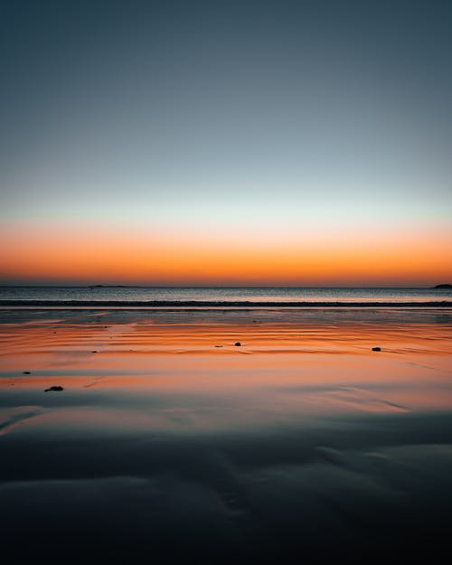 Free stock photo of beach, beach front, beach sunset
