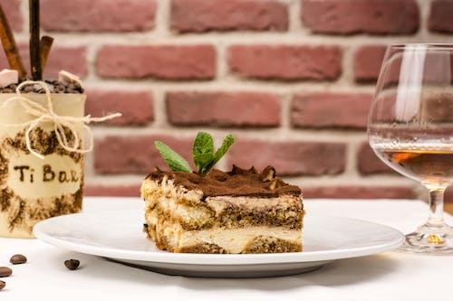 Fotobanka sbezplatnými fotkami na tému chutný, čokoláda, čokoládová torta, jedlo
