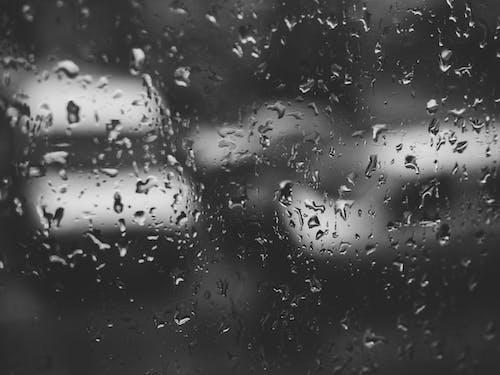 Wet Glass Panel