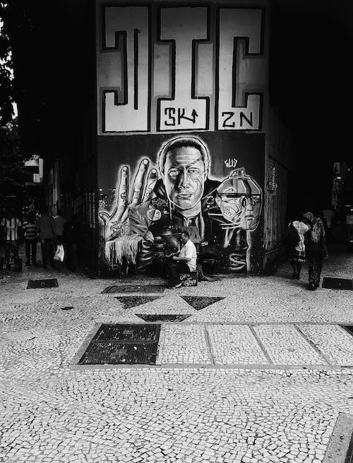 Δωρεάν στοκ φωτογραφιών με άνδρας, Άνθρωποι, αστυνομία, γυναίκα