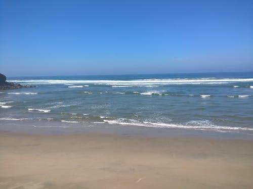 Gratis arkivbilde med himmelen, sand, strand