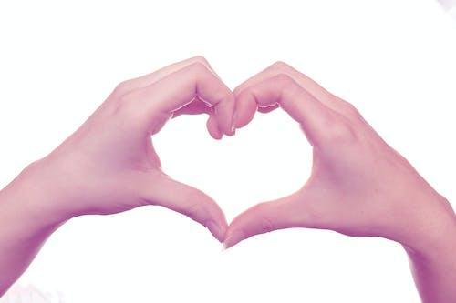 Foto stok gratis bentuk, bentuk hati, cinta, hati