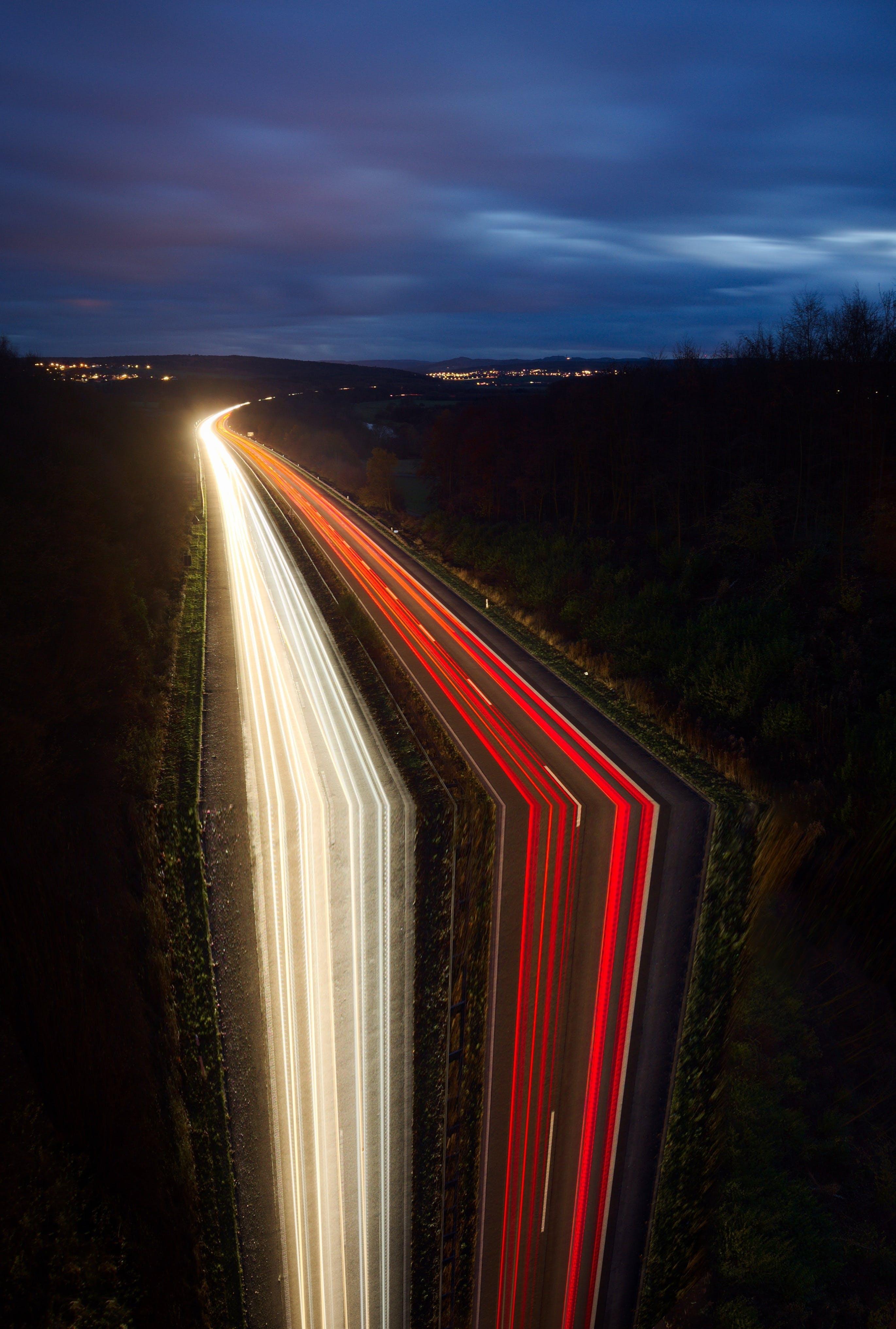 Free stock photo of road, traffic, vehicles, travel
