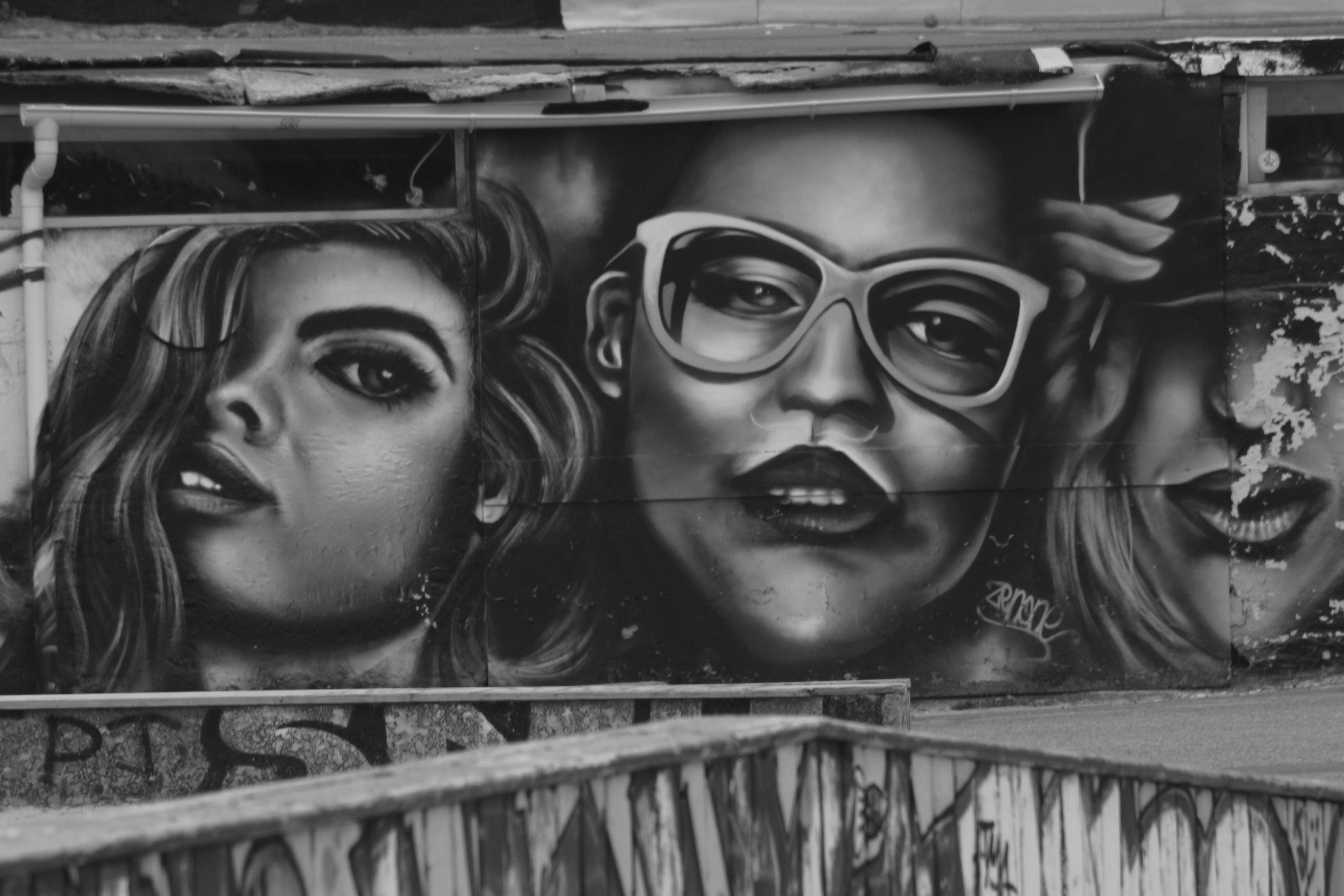 Free stock photo of france, graffiti, wall, painting