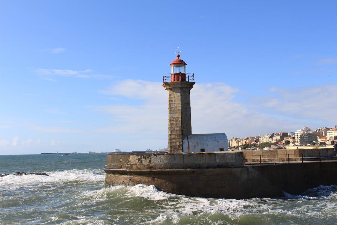波尔图, 燈塔 的 免费素材图片