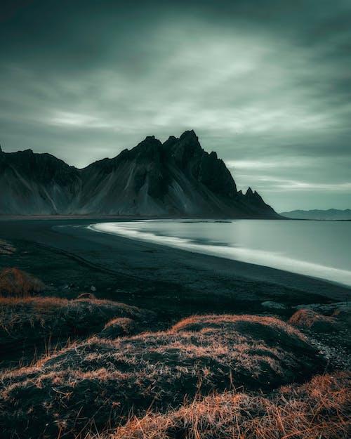 冰島, 喜怒無常, 山, 岩石 的 免費圖庫相片