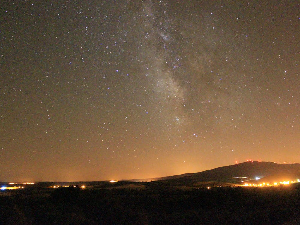 Free stock photo of azibodarksky, night photography, shooting stars