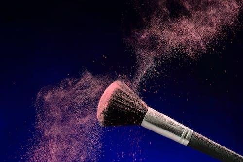 Black and Brown Makeup Brush