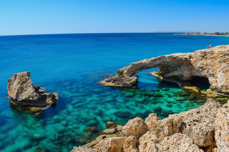 Fotobanka sbezplatnými fotkami na tému cestovný ruch, cieľ cesty, Cyprus, horizont