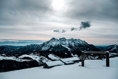Fotobanka sbezplatnými fotkami na tému cestovať, chladný, horizont