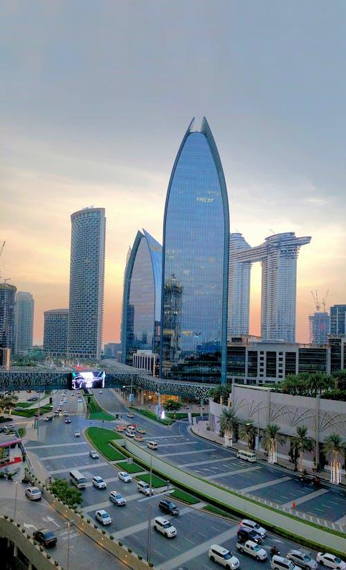 Kostenloses Stock Foto zu business, city_skyline, dubai