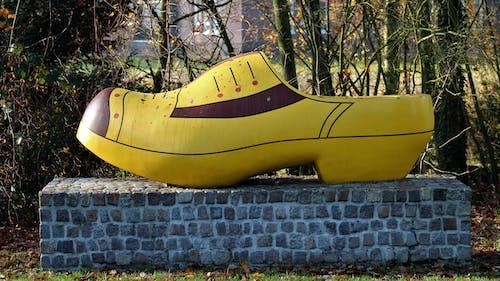Základová fotografie zdarma na téma dřevěné boty