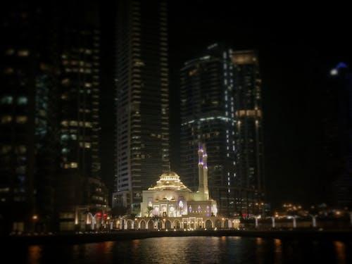 Free stock photo of architecture, canal, design, dubai