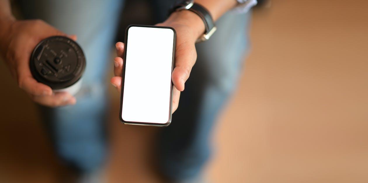 cellulare, comunicazione, concentrarsi