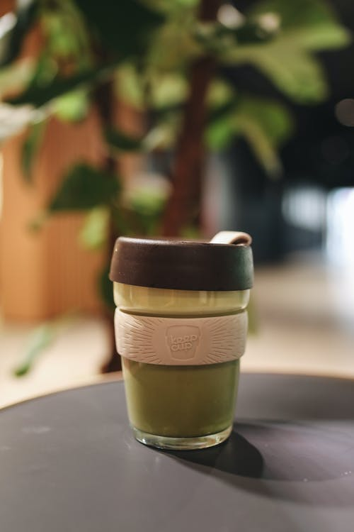 Drink in Reusable Cup