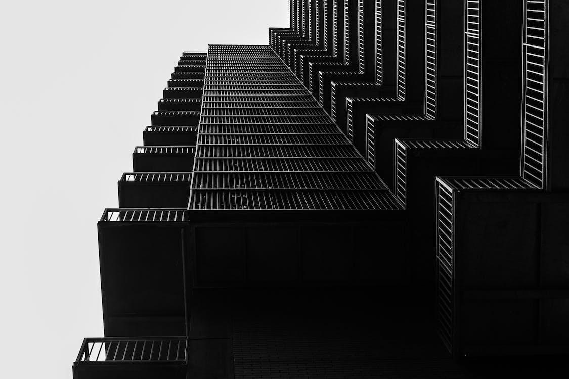 Immagine gratuita di architettura, architettura d'acciaio, architettura moderna