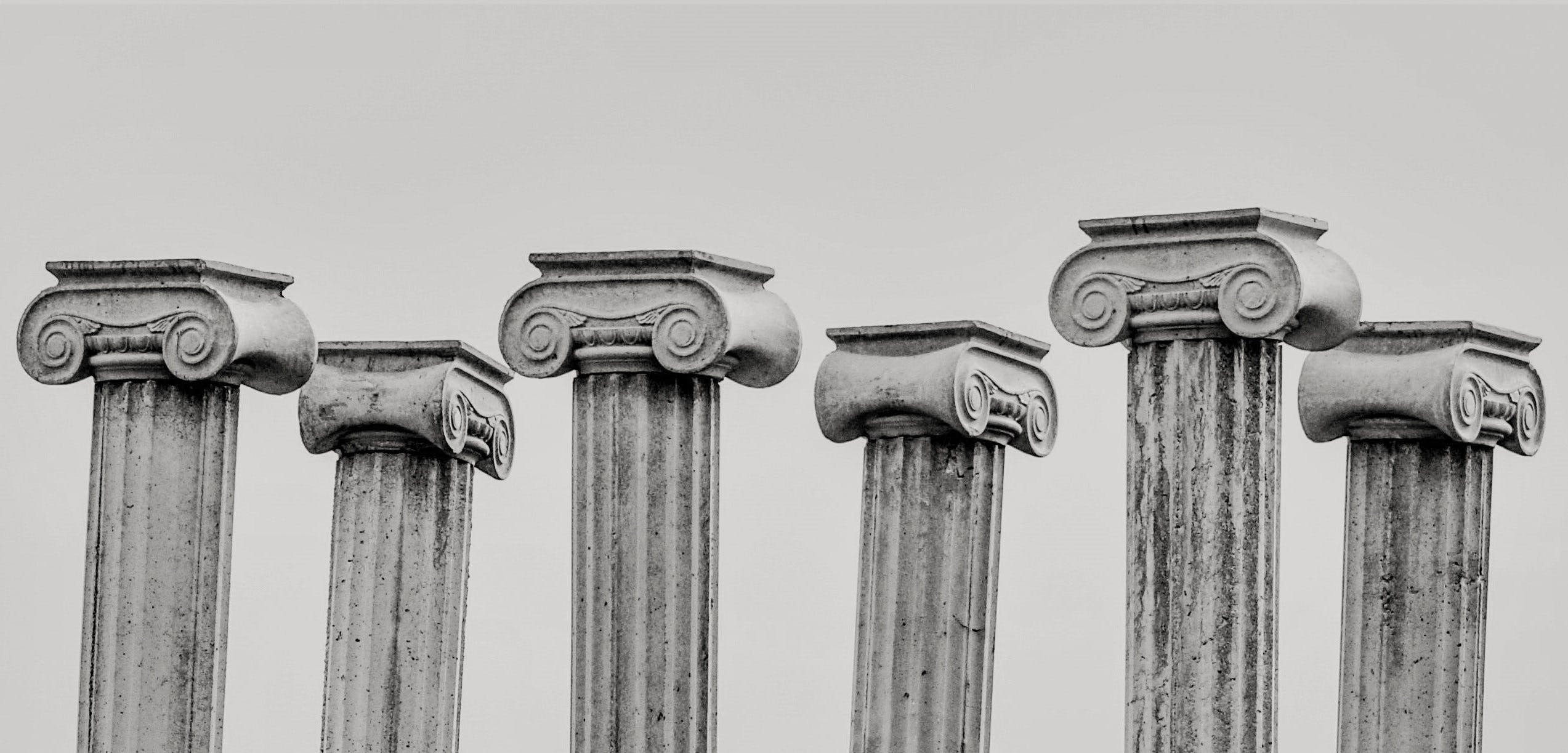 Free stock photo of architecture, elegance, classical, greek