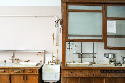 Laboratory Interior