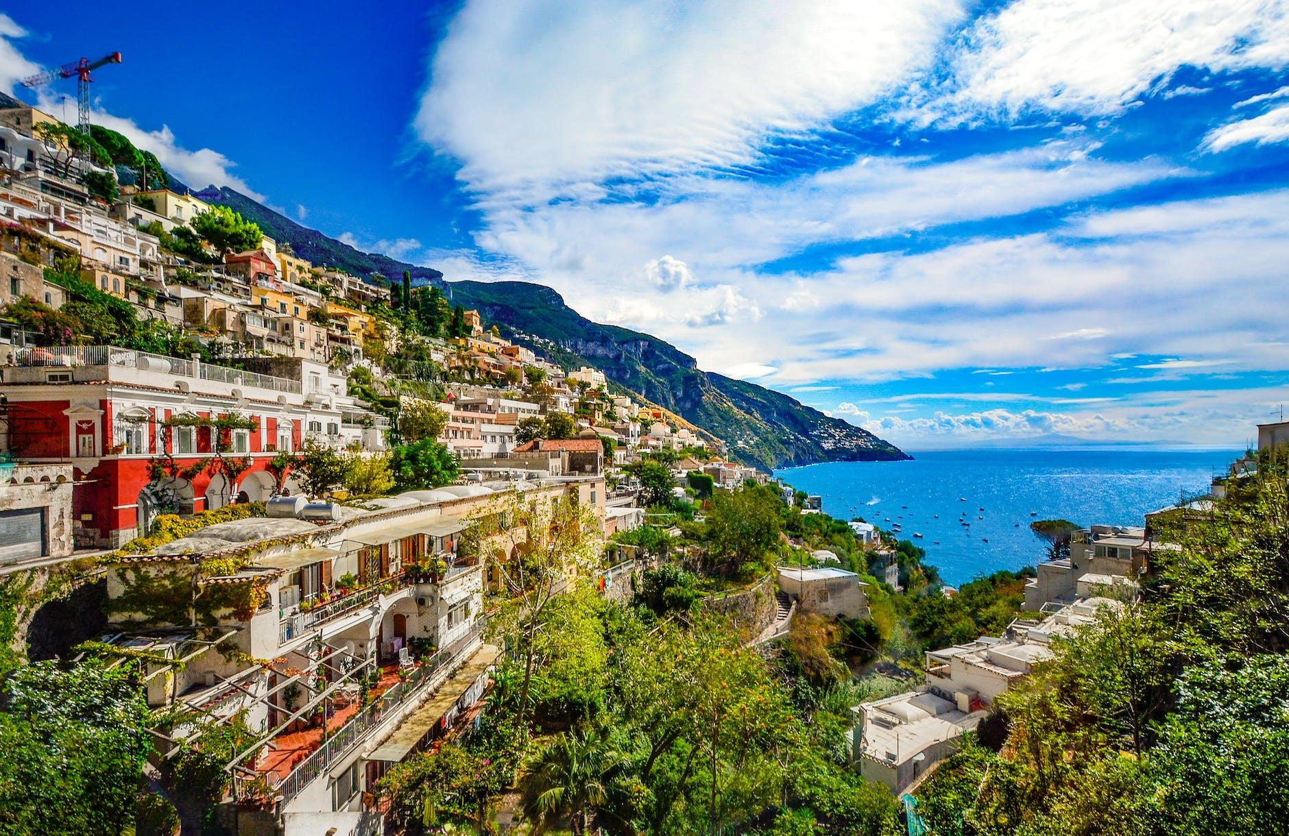 Italy Beautiful Landscape