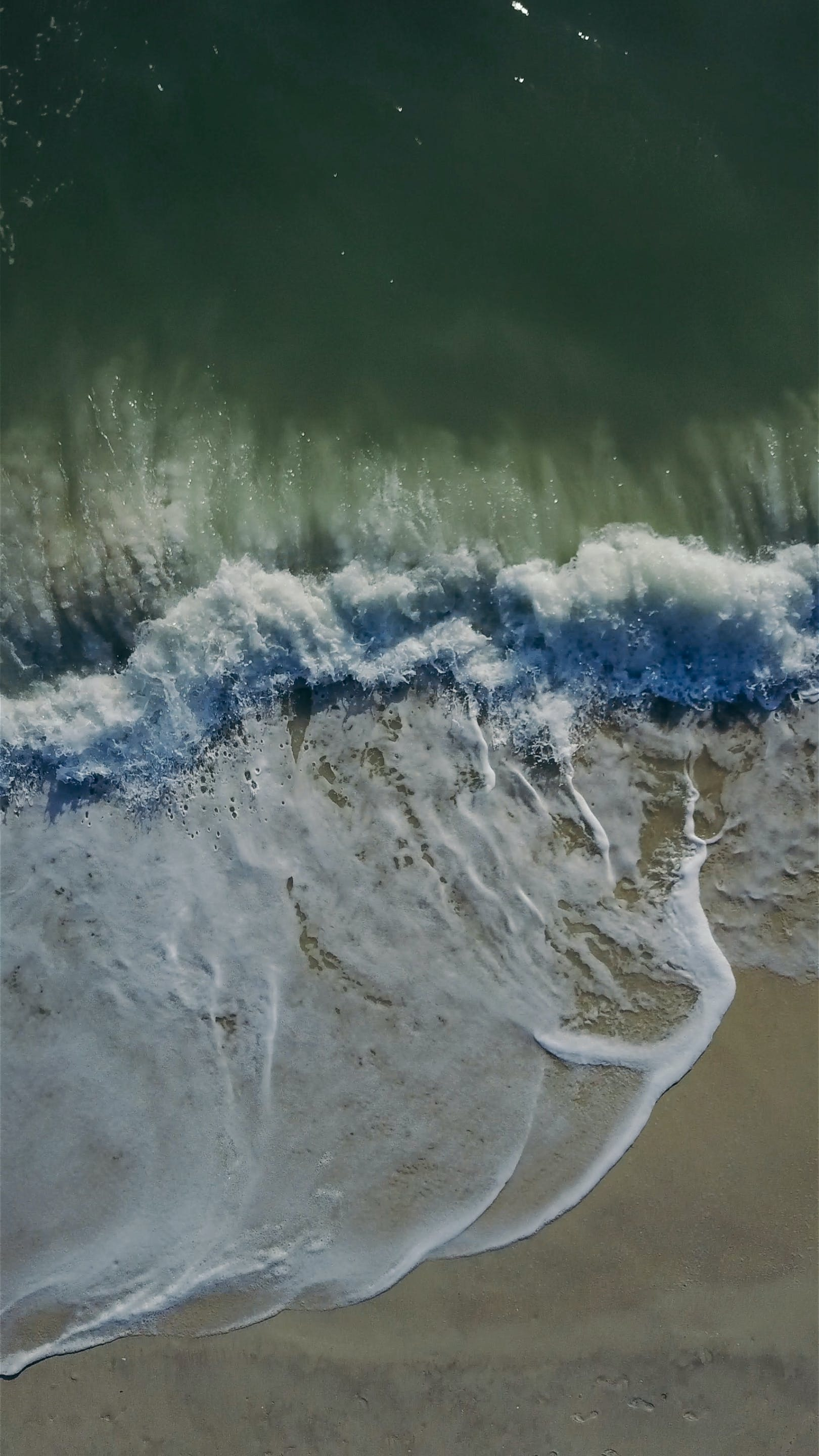 Time Lapse Photography of Shoreline