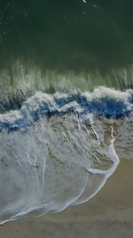 Gratis stockfoto met antenne, bird's eye view, golven, h2o