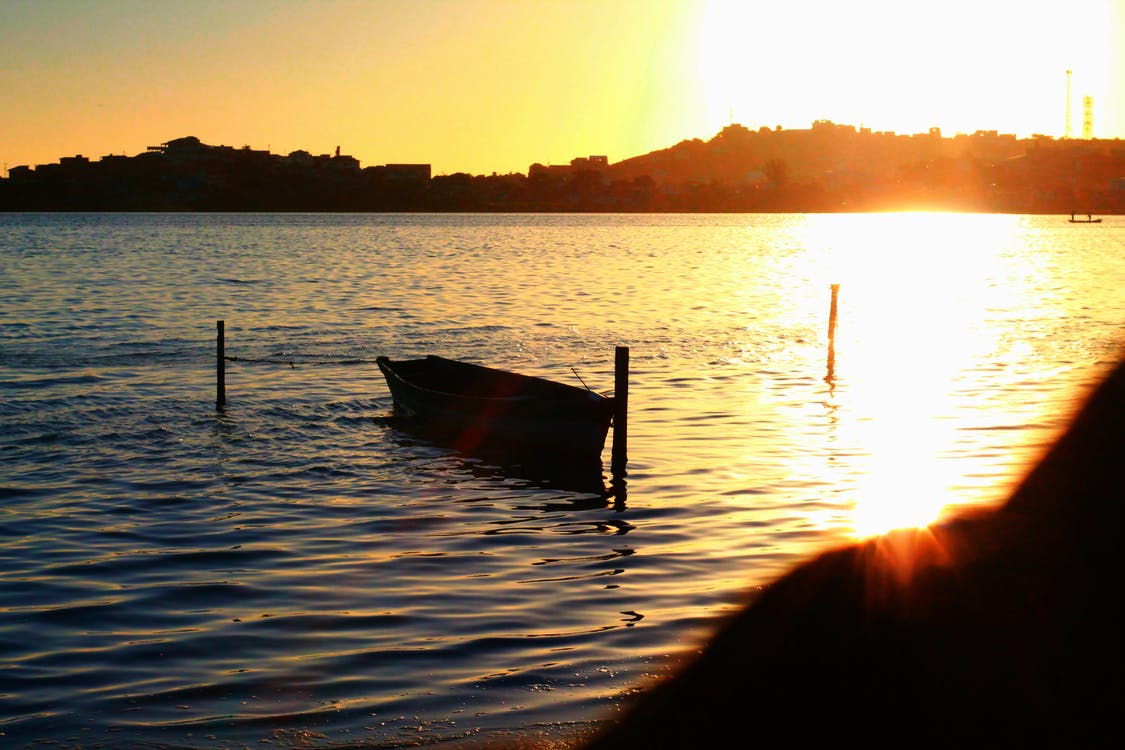 aigua, barca, brasil