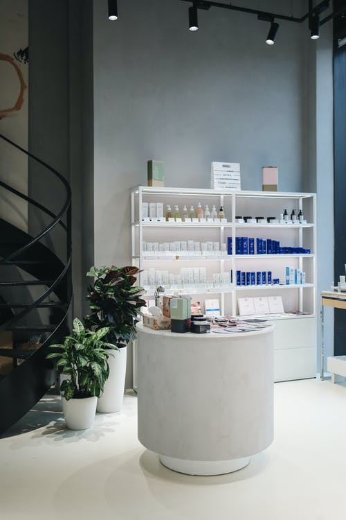 Beauty Salon Interior