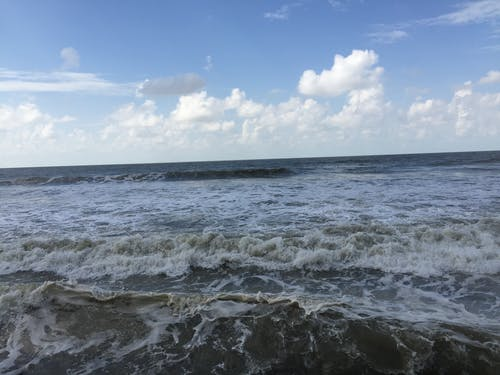 Free stock photo of sea wave