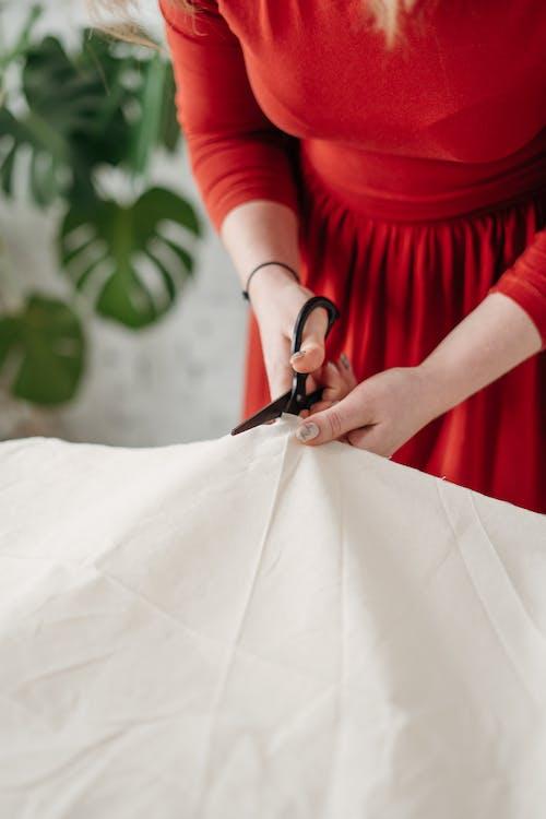 Imagine de stoc gratuită din articol de îmbrăcăminte, designer de moda, estompare, femeie
