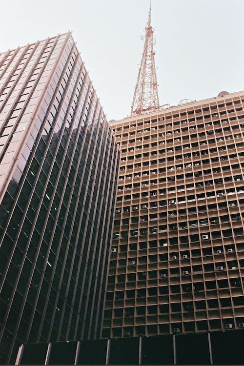 Ilmainen kuvapankkikuva tunnisteilla arkkitehtuuri, business, geometrinen, kaupankäynti